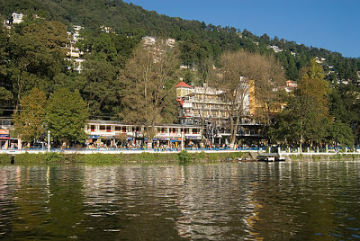 NAINITAL the Lake District of India