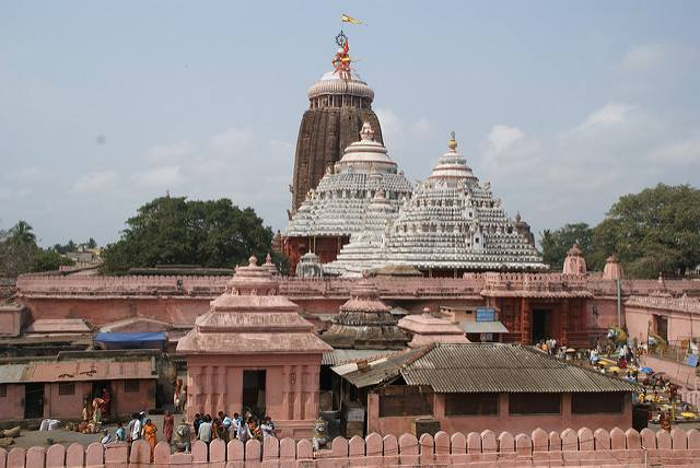 The Jagannath Temple of Puri