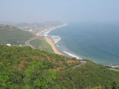 A Romantic Holiday in Rushikonda Beach, Visakhapatnam – Andhra Pradesh