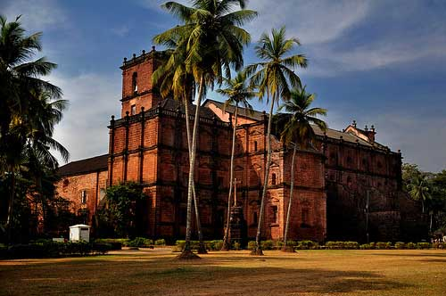 A Pious Tour of Goa