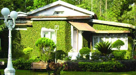 The Lake Forest Yercaud – Club Mahindra Yercaud Resort