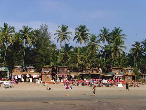 Stunning Beaches Of South Goa