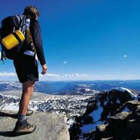 Top tips for backpackers