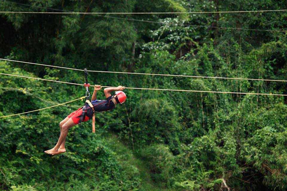 Ecotourism activities in Thenmala Kerala