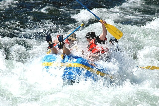Rafting in Rishikesh Uttarakhand