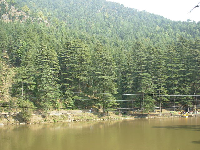 Dal Lake of Dharamshala