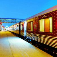6 Most Luxury Trains Travel in India