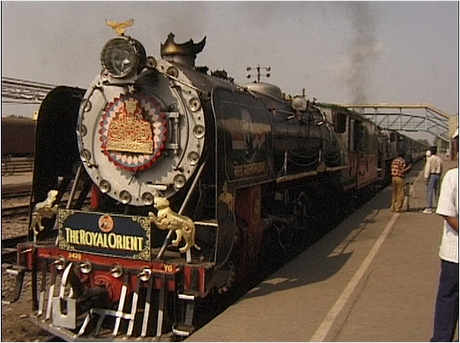 The Royal Orient Train
