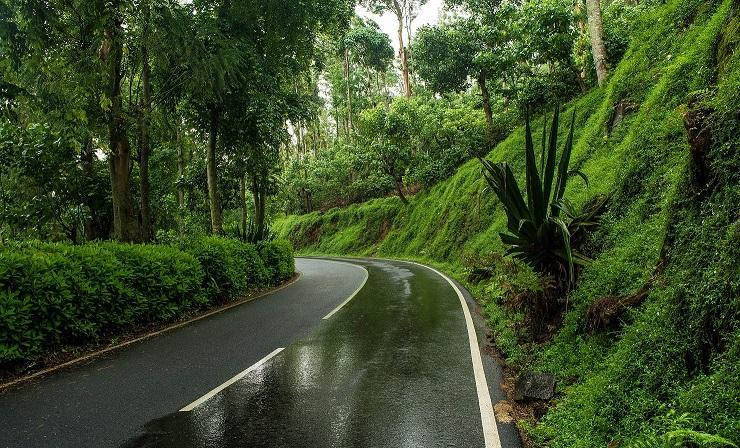 32 km loop road yercaud