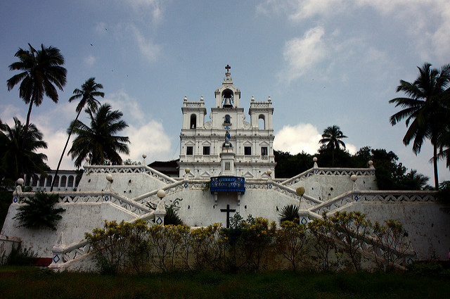 Our Lady of the Immaculate Conception Church - Panaji, Goa