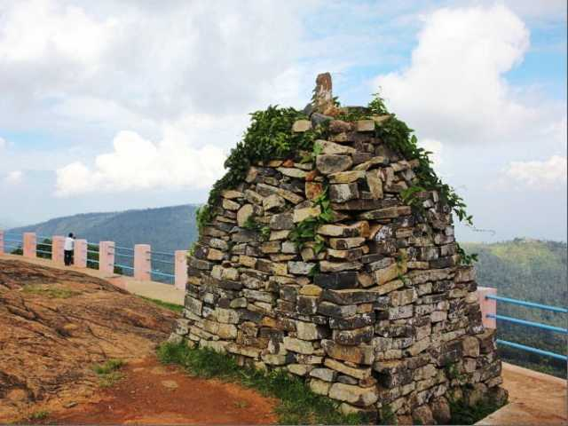 Pagoda Point, Places to visit in Yercaud