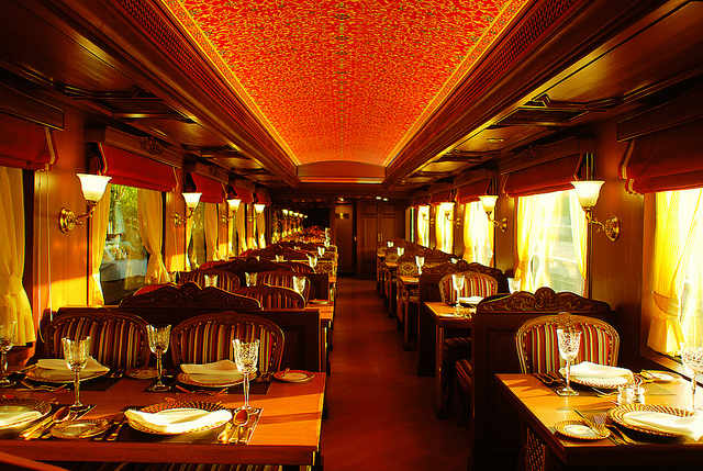 6 Most Luxury Trains Travel in India - Tour Plan To India
